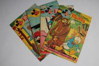 Mickey Magazine Février 1954 n°174 à n°177