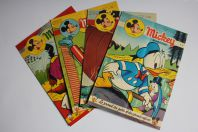Mickey Magazine Juin 1954 n°191 à n°194