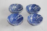 Anciens petits bols en porcelaine Chine
