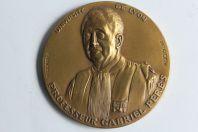 Médaille professeur Gabriel Pérès Lyon Physiologie marine