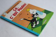 BD Aventures de Poussy 1. Ça, c'est Poussy Peyo 1976