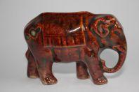 Tirelire à casser barbotine Éléphant