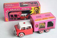 Jouet MF 782 Circus Animal Truck friction Lion
