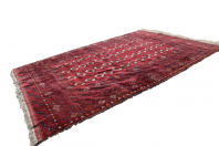 Ancien tapis Tekkin Boukhara URSS Turkestan