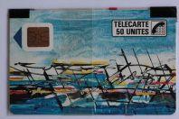 Télécarte à puce France Baltazar 50 U NSB 1989