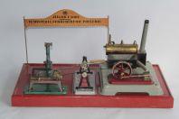 Atelier Machine à vapeur et machines-outils Wilesco