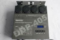 Botex DDP 405 Gradateur 4 canaux pour jeux de lumière