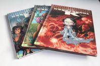 BD Kookaburra K de Crisse et Hicks série complète 3 tomes
