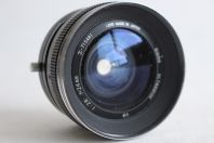 Objectif photographique SIGMA Ultrawide YS 1:2.8 f=24mm