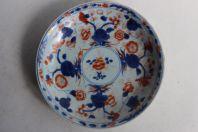 Assiette porcelaine Chine