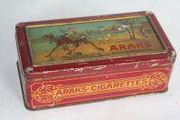 Boite cigarettes ARAKS Tchamkerten et Co.