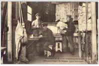 CPA 44 LOIRE ATLANTIQUE ST NAZAIRE Frankreich N°23 Dépôt de vêtements dans le camp des prisonniers