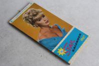 Calendrier Cartes postales ISV Star Kalender 1967