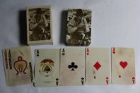 Jeu de 54 cartes Western Playing Cards Marlboro