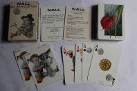 Jeu de 54 cartes Grimaud Nall 1977 Fred Nall Hollis