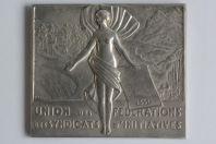 Plaquette Union des fédérations des Syndicats d'initiatives Colonies 1930
