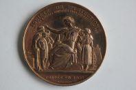 Médaille Société de protection enfants employés manufactures 1886