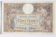 Billet 100 Francs Luc Olivier Merson type 1906 sans LOM 01-10-1915