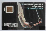 Télécarte à puce France Bercy 1 Homme 50 U 1989 NSB
