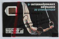 Télécarte à puce France Bercy 1 Homme 120 U 1989 NSB