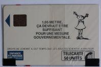 Télécarte à puce France Enfance et partage Fille 1989 NSB