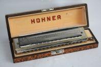 HOHNER Harmonica chromatique Nr. 280 Allemagne