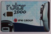 Carte à puce Smart card Demo Rotor 2000 IPM Group Italie