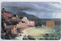 Carte à puce Smart card Demo Giacinto Gigante Incard IPM Group Italie