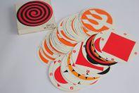 Jeu de cartes publicitaire Scaldia Papier Gerard Wibin Belgique