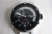 ALPINA Grande horloge murale publicitaire Montre Alpina