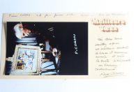 Envoi dédicacé Pierre CORNU Photographie signée
