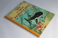 BD TINTIN Le trésor de Rackham le rouge B34 1963