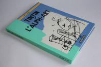 BD TINTIN Tintin et l'alph-art EO Casterman 1986 Hergé