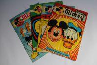 Mickey Magazine Janvier 1955 n°222 à n°224 Spécial
