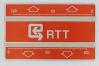 Télécarte de service Landis & Gyr RTT 343M Belgique