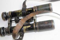 Jumelles militaires jumelles télémètre Souchier Napoléon III