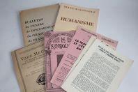 Livres et documents Franc-maçons