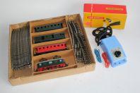 Coffret Train électrique TRIX EXPRESS + Transformateur Jouet