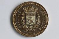 Médaille commémorative Exposition universelle LYON 1872