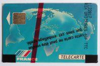 Télécarte à puce France Air France 1 1991 NSB