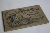 Album officiel de la fête des vignerons Vevey 1889 Suisse