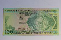 Billet 100 Vatu Vanuatu type 1982-89