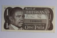 Billet 1 Pula Botswana 1983