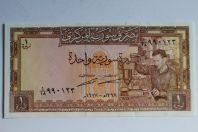 Billet 1 Syrian Pound Syrie 1978