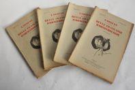 L'oiseau et la revue française d'ornithologie 1954