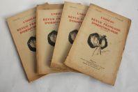 L'oiseau et la revue française d'ornithologie 1951