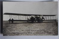 "Carte postale ancienne Avion Le Jean Galmot ""Tour de France"" 1919"