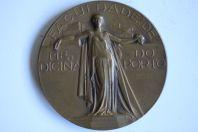 Médaille Faculdade de Medicina do Porto Portugal 1825-1925