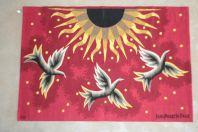 JEAN PICART LE DOUX Tapisserie d'Aubusson Plein Ciel II