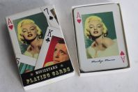 Jeu de cartes Moviestars Playing cards
